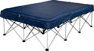 Folding Air Bed Frame Cabela Folding Air Bed Frame With Wheeled Storage Bag
