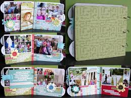 scrapbook albums scrapping summer photos travel mini albums write click scrapbook