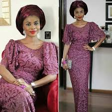 oleic styles in nigeria lovely and beautiful lace styles for good looking ladies fashion