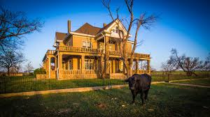 historic johnson ranch in west texas hits the market for 20 5