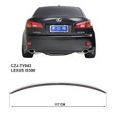 lexus is300h boot liner rear spoiler for lexus is300 rear spoiler for lexus is300