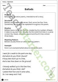 experimenting with poetry unit plan year 5 and year 6 unit plan
