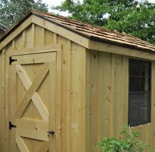 step 4 choose your materials byler barns board batten cottage close up