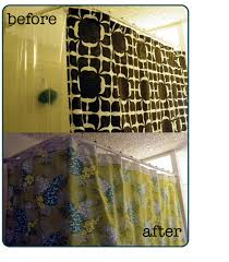 bed bath and beyond shower curtains rods curtains gallery