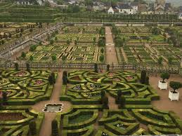 chateaux and wine around villandry in the garden of villandry chateau past and present