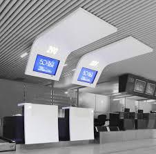 airport info point check in gate rome u2014 king roselli architetti