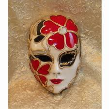 decorative masks 10 best venetian masks painted made of plaster of