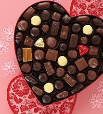 heart box of chocolates chocolates heart box 2 lb