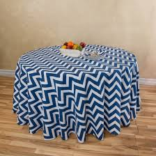 Round Elastic Tablecloth Make A Stylish Chevron Plastic Tablecloth U2014 Prefab Homes