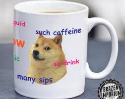 Doge Sex Meme - doge mug etsy