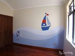 Nautical Nursery Wall Decor by