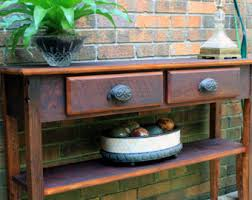 console table copper sofa table dark sofa table entry