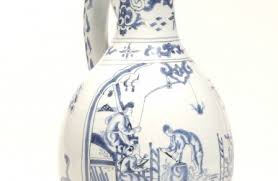 Blue And Gr by Home Aronson Antiquairs Of Amsterdam Delftware Made In Holland