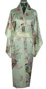 robe de chambre japonaise bigood kimono femme costume japonais déguisement à fleur chic