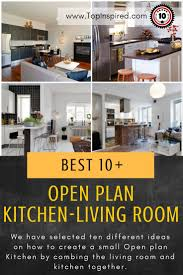 best 25 small open plan kitchens ideas on pinterest open plan