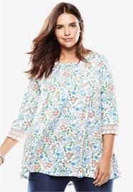 plus size tunics for women woman within