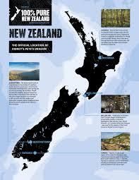 What U0027s New by Disney U0027s Pete U0027s Dragon Filming Locations New Zealand