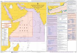 Map Of The Red Sea Anti Piracy Planning Chart Q6099 Red Sea Gulf Of Aden And Arabian Sea