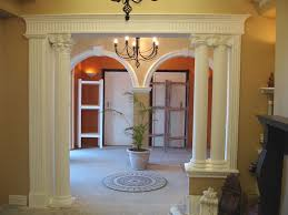 arco in pietra per interni pareti divisorie