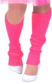 mardi gras leg warmers pink leg warmers costume craze