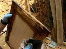 staining kitchen cabinets with gel stain benefits of gel stain and how to apply it diy network