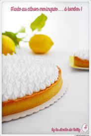 clea cuisine tarte citron la dinette de nelly tarte au citron meringuée à tomber
