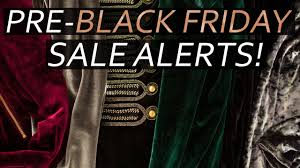 pre black friday sale alerts savings at american eagle