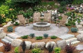 Firepit Design St Paul Minneapolis Landscape Contractor Woodbury Mn Pit