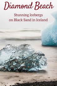 Sand Beach by Diamond Beach Iceland Jokulsarlon Beach U2013 Complete Guide Photos