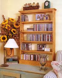Cd Cabinet Cd Cabinet Wood Furniture Plans Immediate Download