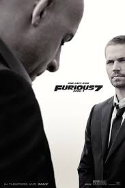 download movie fast and the furious 7 amazon com fast and furious 7 movie poster 24 x 36 thick paul