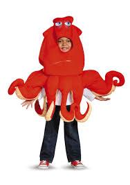 Octopus Baby Halloween Costume Hank Septopus Toddler Costume
