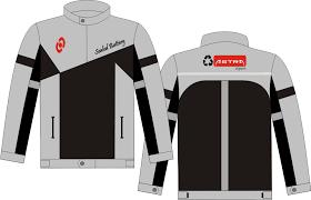 desain jaket racing seragam jaket touring astra cikarang kip s production