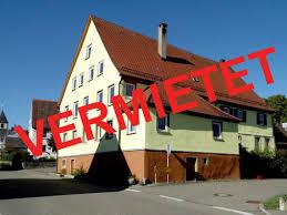 Haus Vermieten 5 Zimmerwohnung In Blaufelden Herrentierbach Zu Vermieten