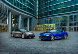 custom maserati ghibli maserati ghibli granlusso and gransport revealed in china
