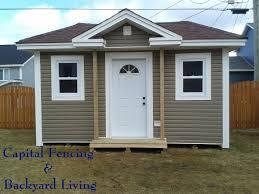 shed u0027s capital fencing and backyard living