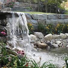 waterfall design u0026 construction carpenter u0026 costin rutland vt
