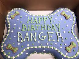 custom birthday cakes large custom birthday cakes paw or bone fetch a treat truck