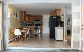 open concept ranch floor plans kitchen stephanie marchetti sandpaper u0026 glue a home and