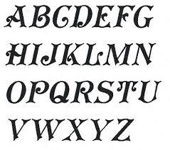 printable alphabet stencils printable font stencils printable alphabet template pattern in by