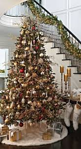 decorated christmas tree 11 christmas home decorating styles 70 pics christmas