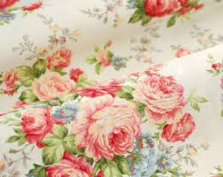 Large Floral Print Curtains Paper Flower Template Pdf And Svg 2 Sizes Cornflower From