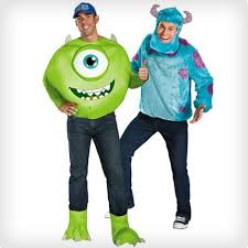 Monsters Inc Costumes 102 Best Halloween Couples Costumes Of All Time 50 Diy Ideas