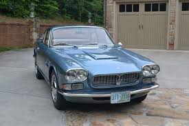 maserati maserati israel 1965 maserati sebring for sale 1971577 hemmings motor news
