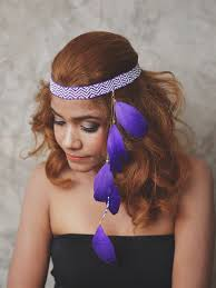 feather headband feather headband zizway