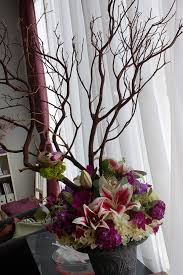 manzanita branches centerpieces branches bark 16 18in