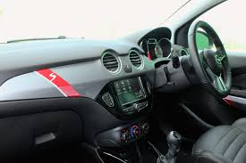 opel adam interior opel adam s rev ie