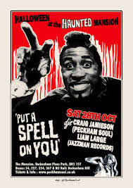 halloween dj set ra tickets put a spell on you halloween special with dj craig