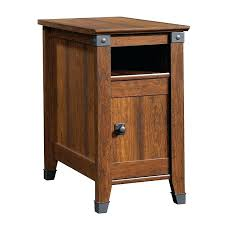 narrow end tables with storage narrow end table with drawer nice accent table with storage new