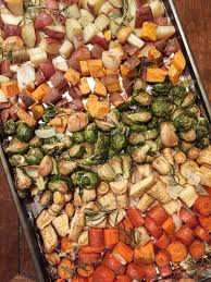 thanksgiving veggies oven roasted vegetables u2013 coffee with carli